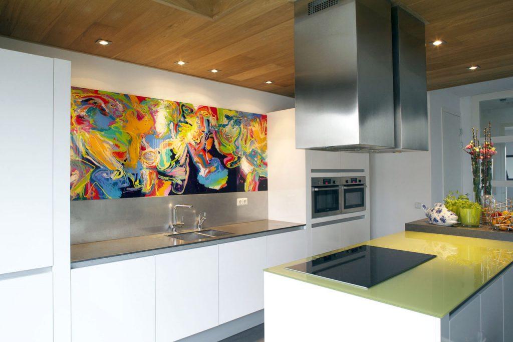 Keuken decoratie raam - Decoratie van keukens ...