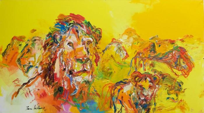 Leeuw 6 Jan van Lokhorst