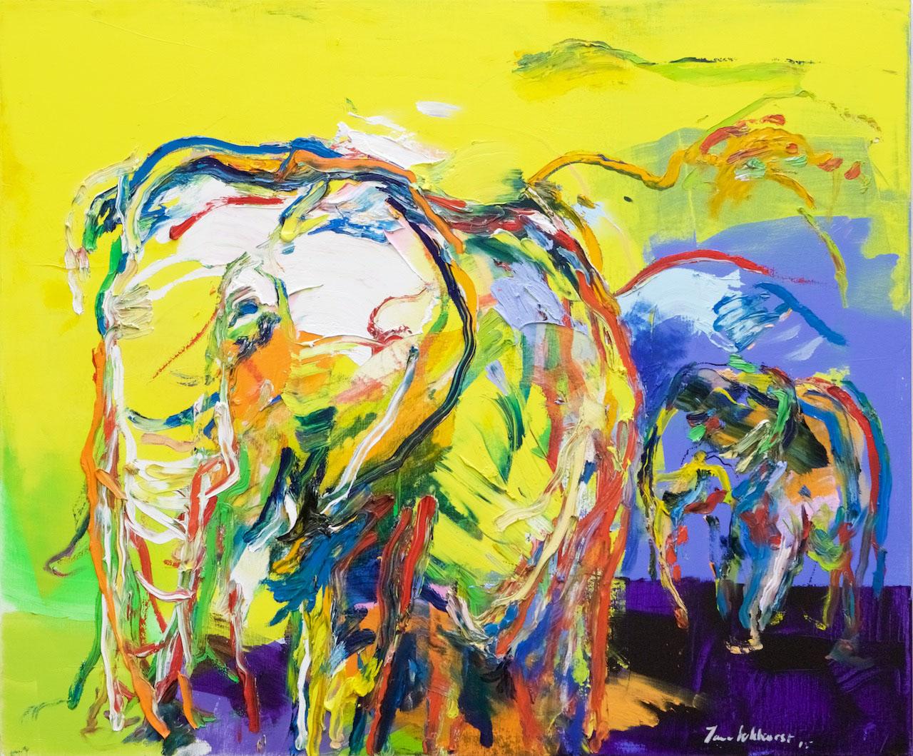 Olifanten 14 Jan van Lokhorst