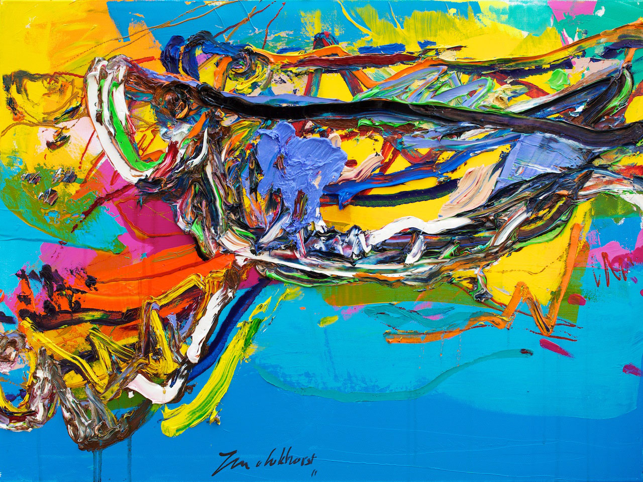 Vissen 5 Jan van Lokhorst