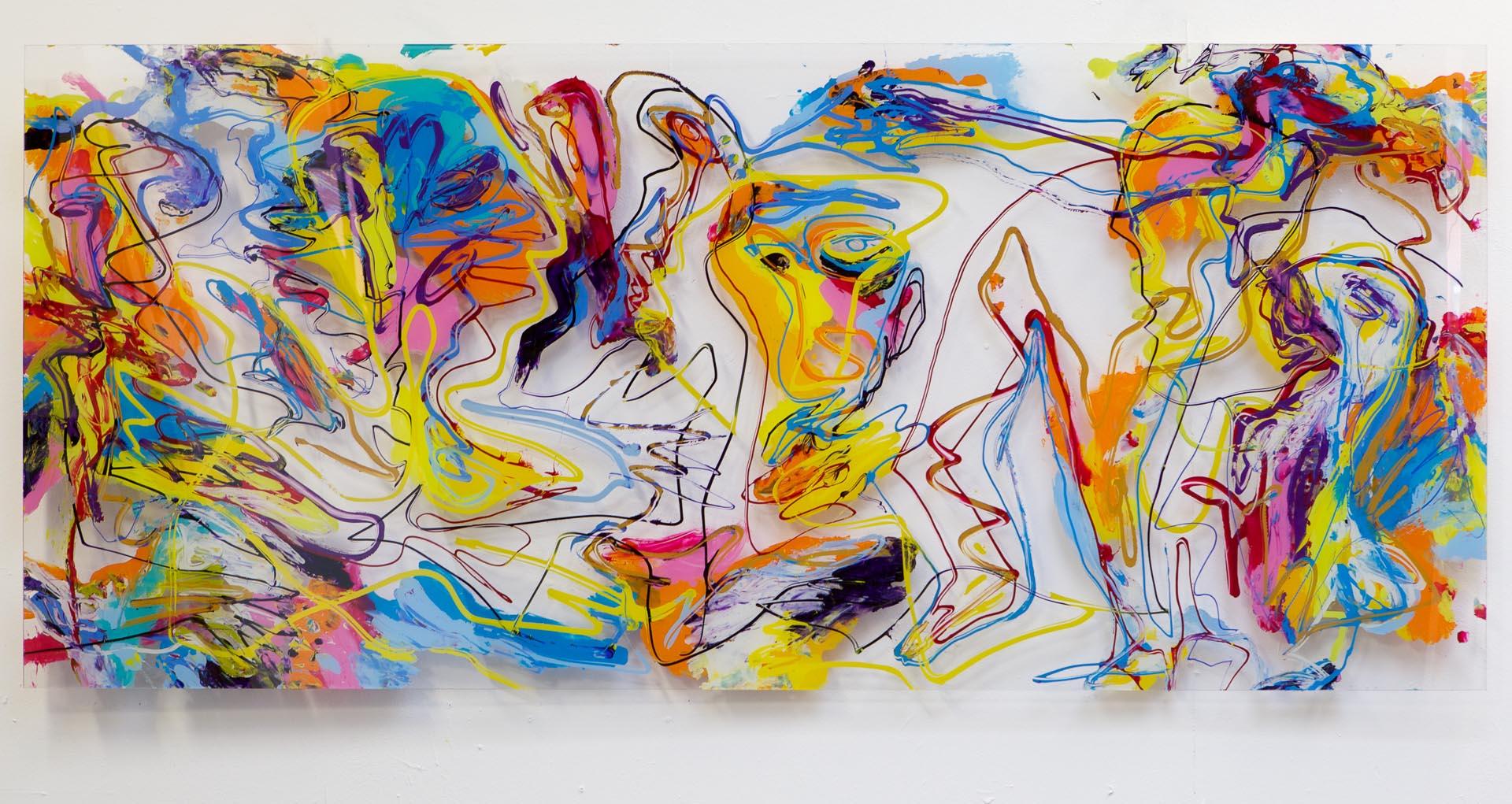 Jan van Lokhorst figuur compositie