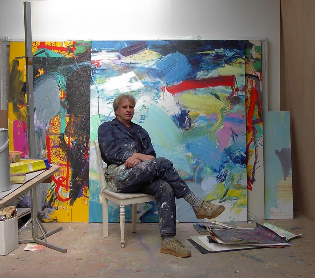 Jan van Lokhorst schilder