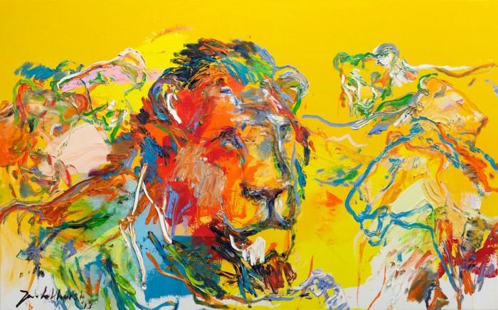 Leeuw 4 Jan van Lokhorst