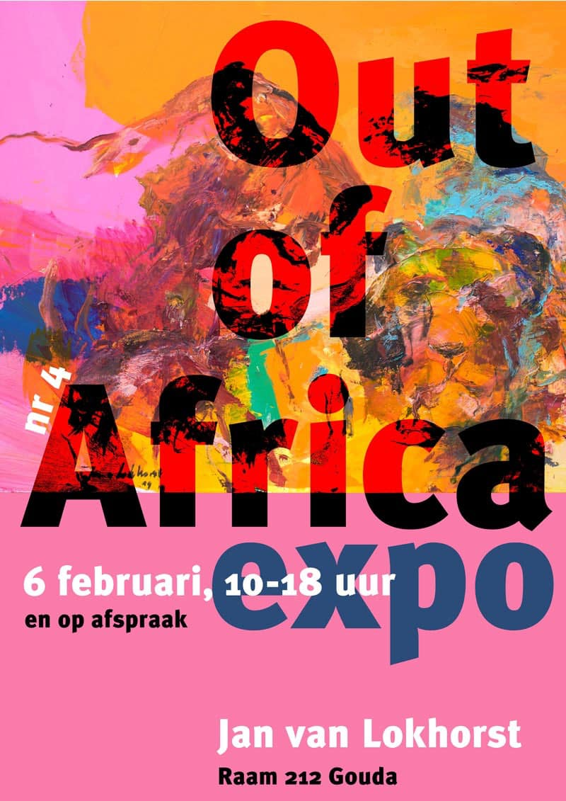 Expo Out of Africa nr 4 2016