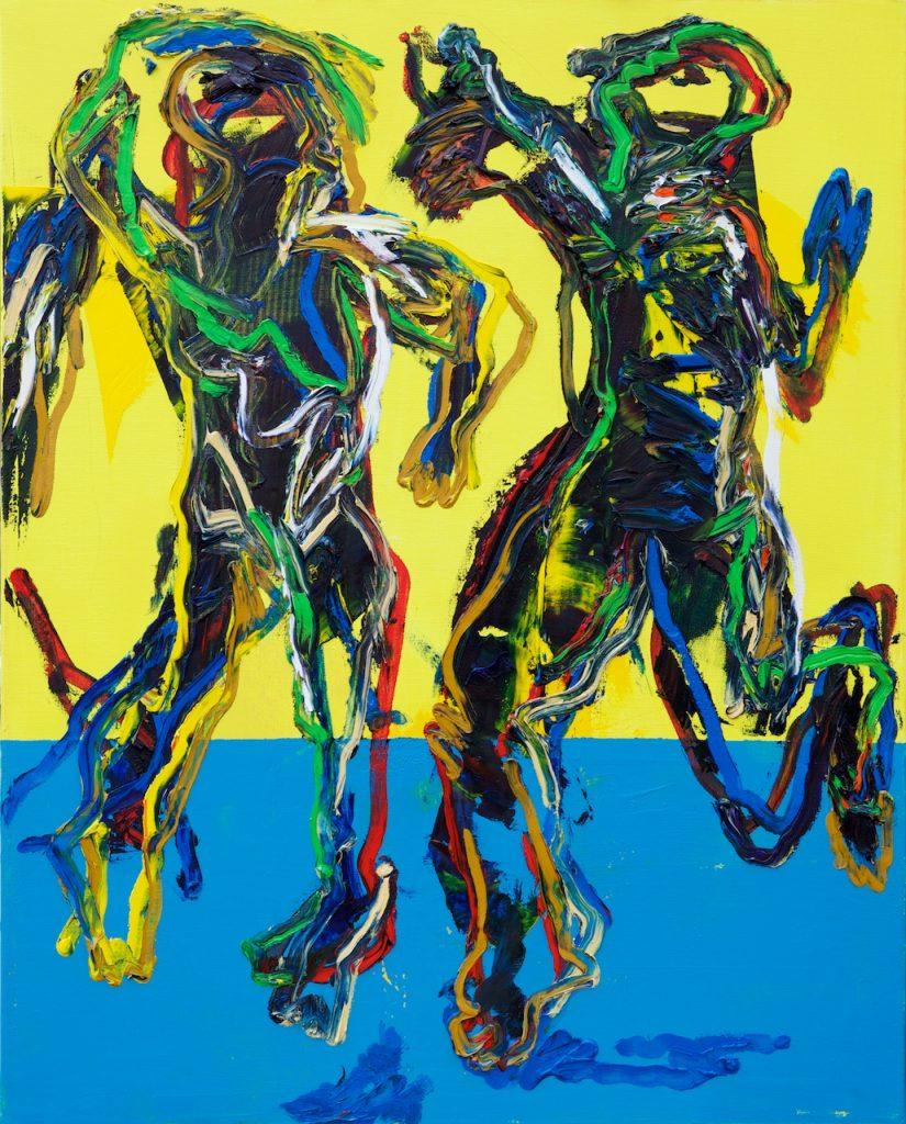 jkan van Lokhorst Ritual Dance