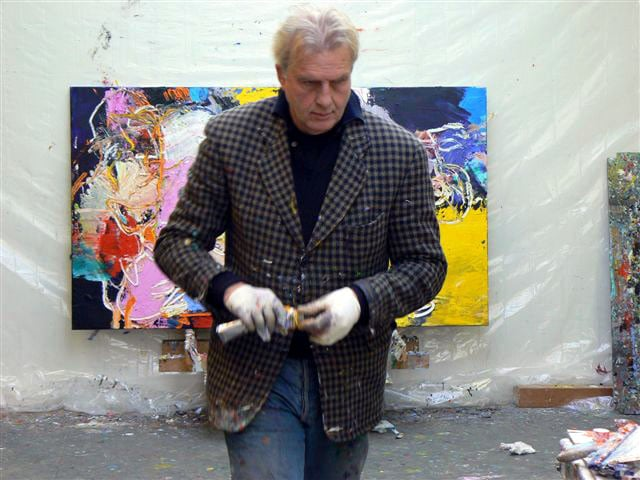 Schilder Jan van Lokhorst