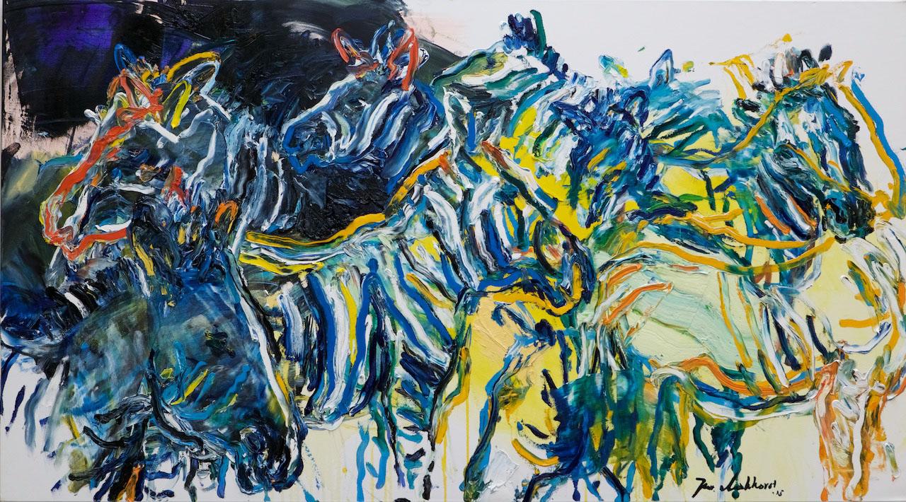Zebra 3 Jan van Lokhorst