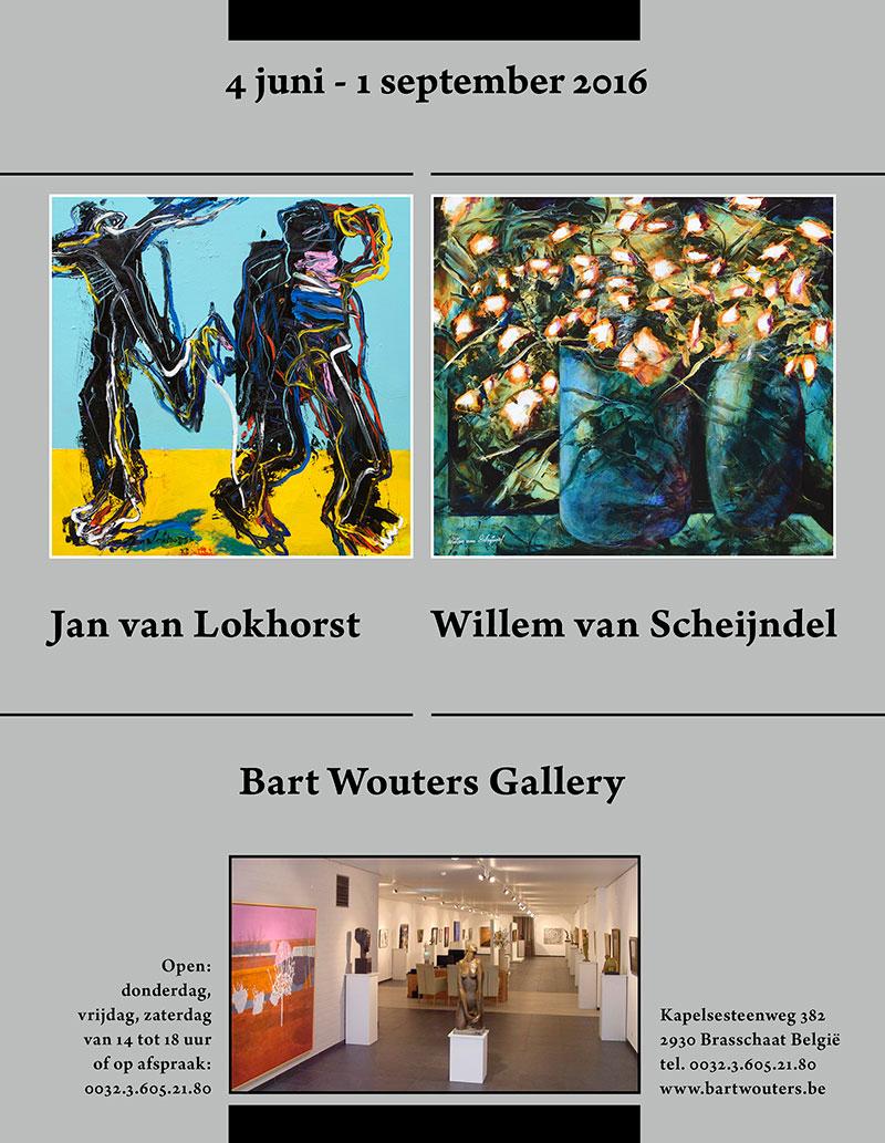 expositie bart wouter gallery