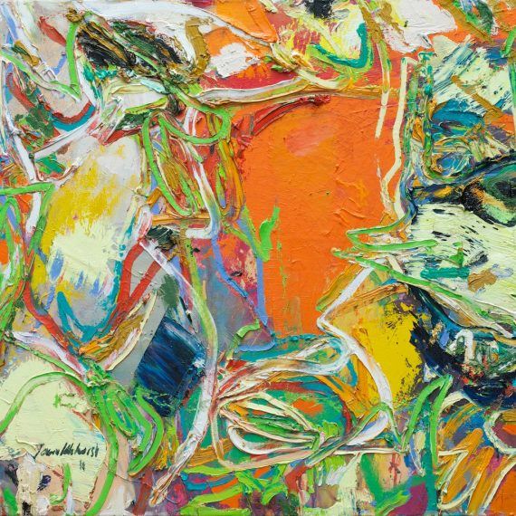 Jan van Lokhorst werken 2013