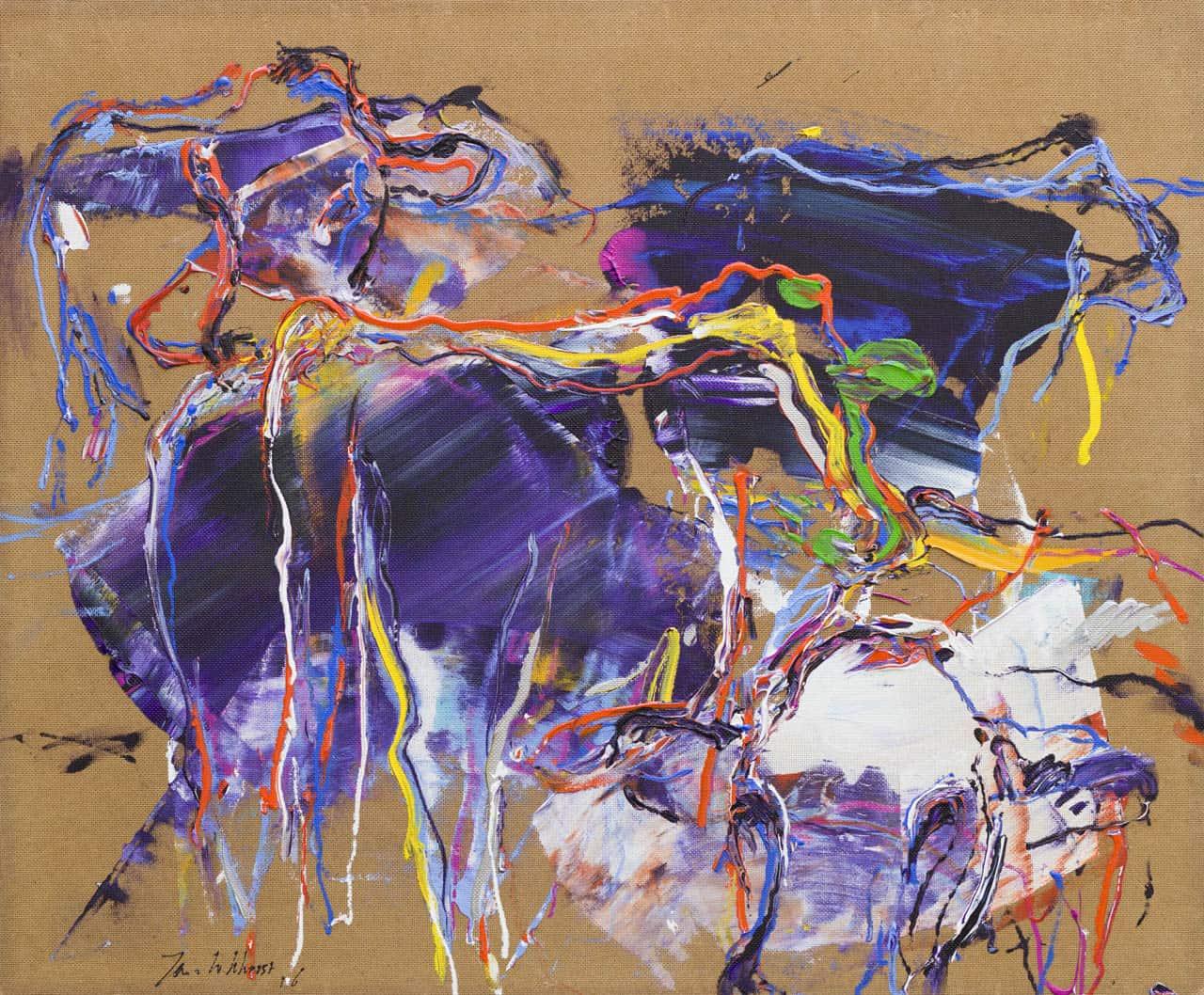 Koeien, Jan van Lokhorst