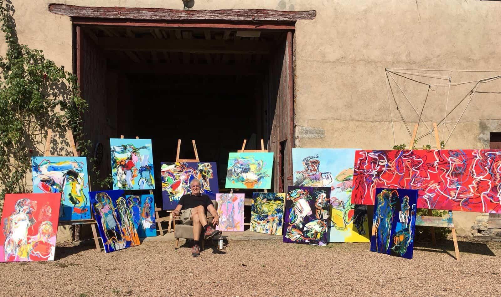 de franse schilderijen